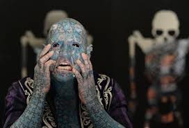 Top 10 People With The Most Body Modifications